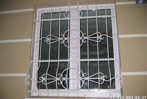 Классические решетки на окна
