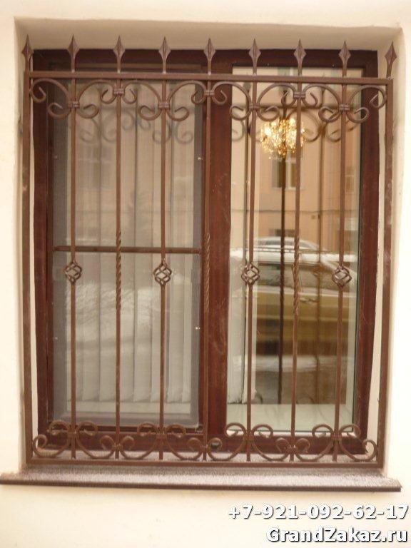 металлические двери и решетки на окна в москве