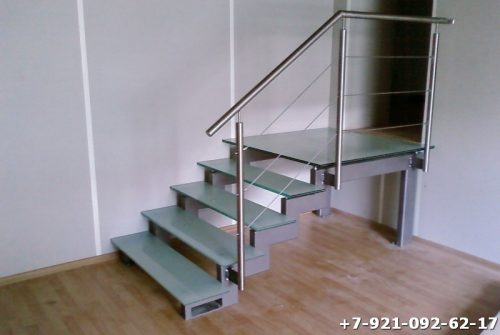 Простая и надежная лестница