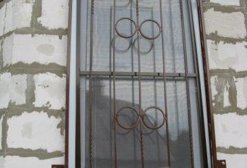 Решетка для окна на заказ