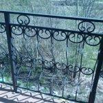 Декоративное ограждение для балкона