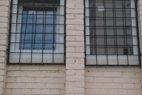 Недорогая решетка для окна на заказ
