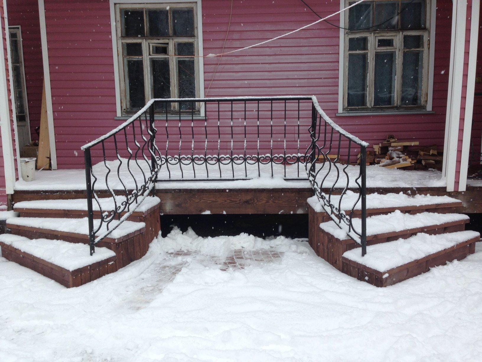 изготовление лестниц в москве и московской области