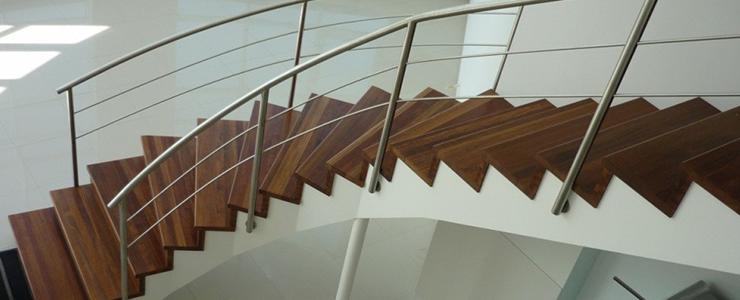 Винтовые лестницы на заказ